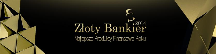 grafika promująca VI edycję plebiscytu, screen: zlotybankier.pl