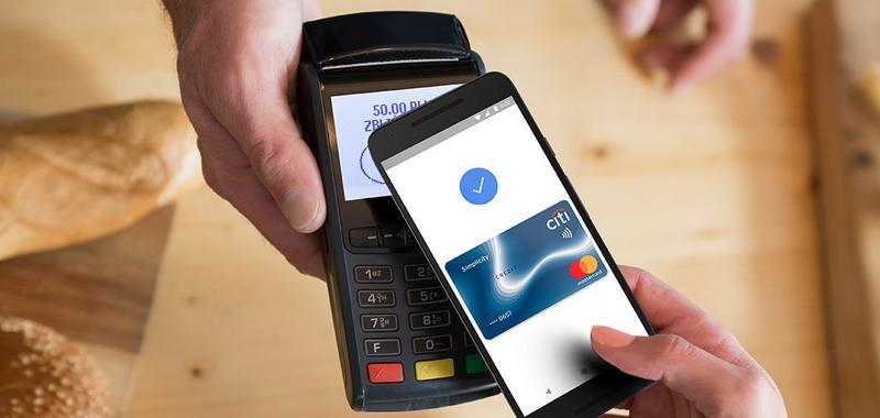 Bilety do Multikina dla aktualnych klientów Citibanku za płatności z Google Pay