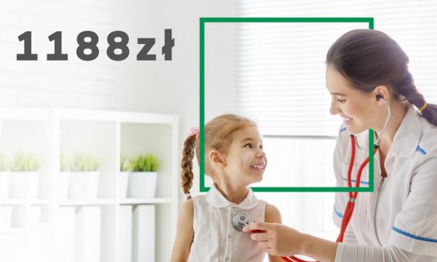 HIT! Roczny Pakiet Medyczny Medicover(o wartości 1188 zł) w promocji konta w BNP Paribas – pula nagród ograniczona