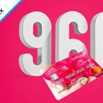 Nawet 960 zł w promocji karty kredytowej w Millennium Banku – pula nagród ograniczona