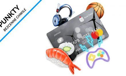 Punkty w programie Mastercard Bezcenne Chwile o wartości 300 zł w promocji karty kredytowej w PKO BP