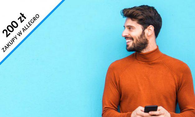 Voucher o wartości 200 zł do wykorzystania na Allegro w promocji karty kredytowej Citi Simplicity
