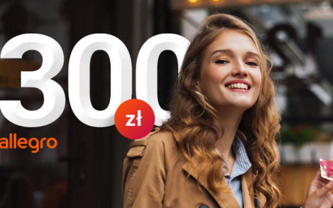Nawet 300 zł w październikowej promocji karty kredytowej w Millennium Banku + rok darmowej obsługi karty