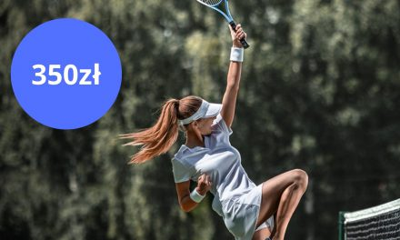 HIT! 350 zł w bonach do sklepów Decathlon oraz piłka tenisowa – promocja Konta Otwartego na Ciebie z bardzo łatwymi warunkami