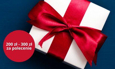 Nawet 300 zł za polecenie karty kredytowej w Citi Banku – program poleceń dla obecnych posiadaczy karty
