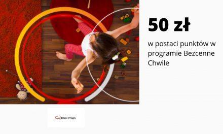 Punkty powitalne wProgramie Mastercard Bezcenne Chwile z kartami Mastercard Banku Pekao S.A. – V edycja promocji
