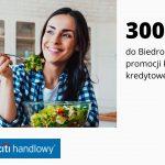 Druga edycja promocji karty kredytowej w Citibanku – 300 zł do Biedronki + nawet 500 zł w pozostałych promocjach