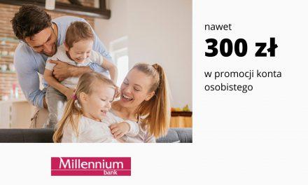 200 zł w promocji Konta 360°iKonta 360°Student + 100 zł za złożenie wniosku o świadczenie 500+ na nowy okres