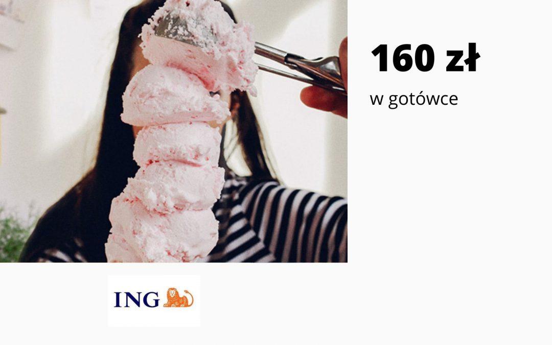 Kolejny raz do zdobycia nawet 160 zł w gotówce w promocji Konta Direct w ING Banku Ślaskim