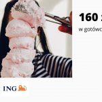 Kolejna edycja promocji Konta Direct w ING Banku Śląskim – do zdobycia nawet 160 zł w gotówce na prostych warunkach