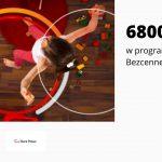 6800 punktów w programie Bezcenne Chwile dla posiadaczy kart debetowych lub kredytowych Mastercard w Banku Pekao S.A