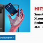 HIT! Smartfon Xiaomi Redmi 9 3GB+32GB o wartości 649 zł w promocji karty kredytowej Citi Simplicity w Citi Banku