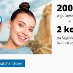 Nawet 200 zł w gotówce + 2 kody na Szybkie Nadania z InPost w VII edycji promocji CitiKonta w Banku Citi – pula nagród ograniczona